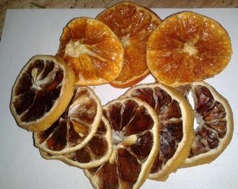 Dried Oranges/lemons