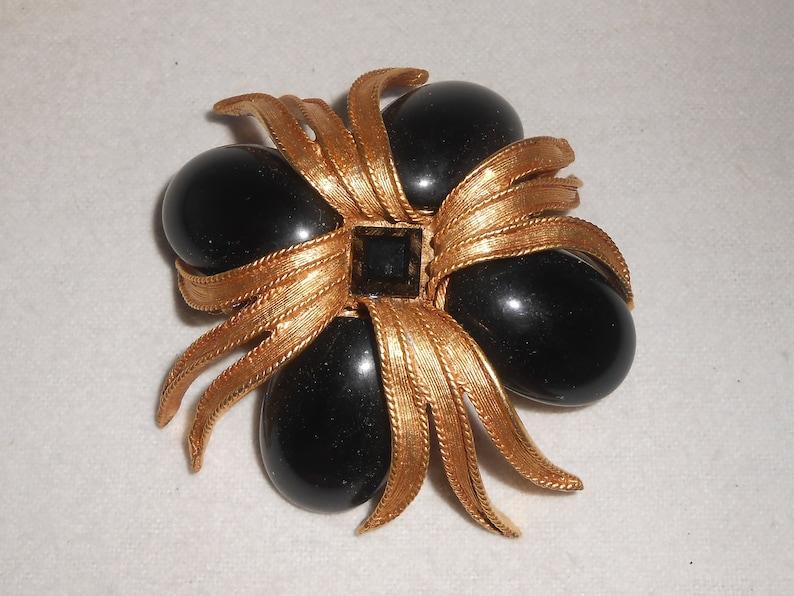 07efeb261bd Oscar de la Renta Vintage Jewelry Brooch Pin Designer