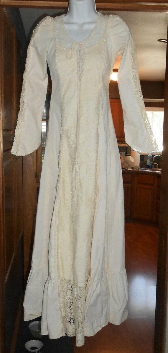 Gunne Sax,  Gunne Sax Dress,  Prairie Dress,  Wed… - image 2