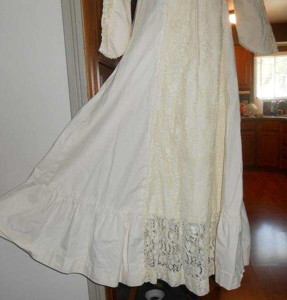 Gunne Sax,  Gunne Sax Dress,  Prairie Dress,  Wed… - image 3