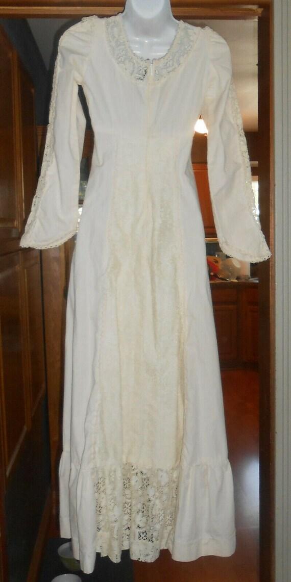 Gunne Sax,  Gunne Sax Dress,  Prairie Dress,  Wed… - image 7