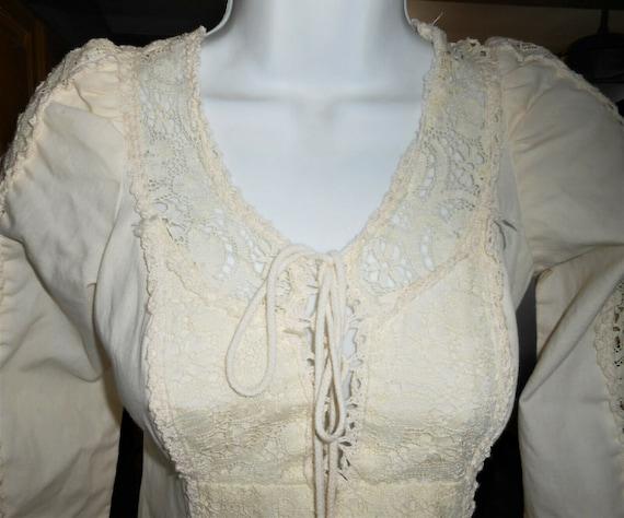Gunne Sax,  Gunne Sax Dress,  Prairie Dress,  Wed… - image 1
