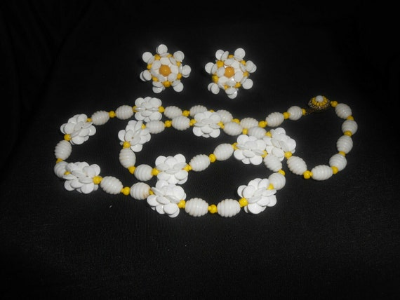Miriam Haskell,  Haskell Necklace,  Haskell Earrin