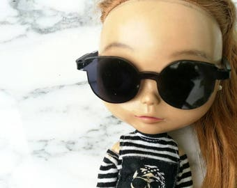SALE40%LUCIA  GLASSES-for blythe doll