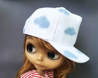 SKY cap-for blythe doll