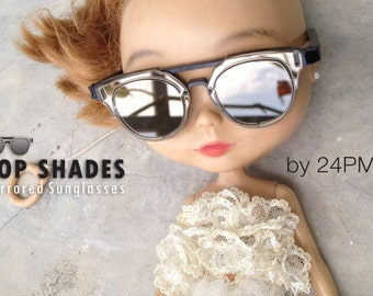 Cop shades sunglasses-For blythe