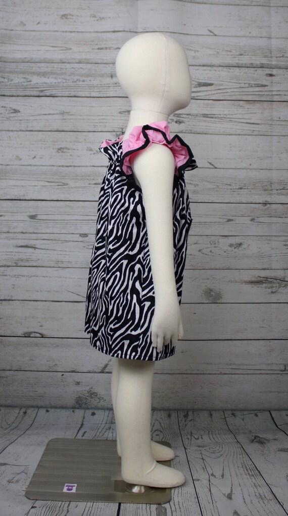 96567f0ba4d5 Toddler Zebra Cotton Pull On Romper Toddler Zebra Outfit