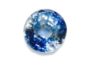 Blue-White Ceylon Sapphire - 2.55 carats