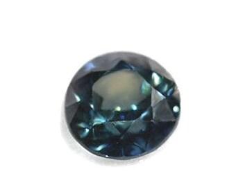 Blue-Green Ceylon Sapphire - 1.20 carats