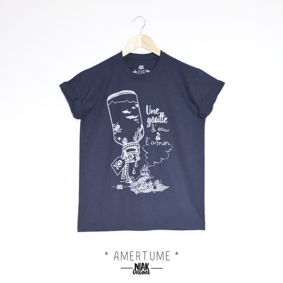 t-shirt homme serigraphie