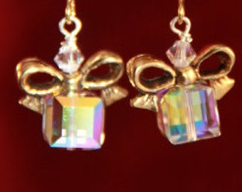 Swarovski Crystal Gift Earrings