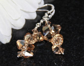 Crystal Rock Candy Earrings