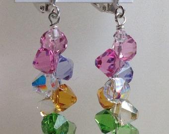 Swarovski Rock Candy Celebration earrings