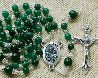 Catholic Saint Rosaries