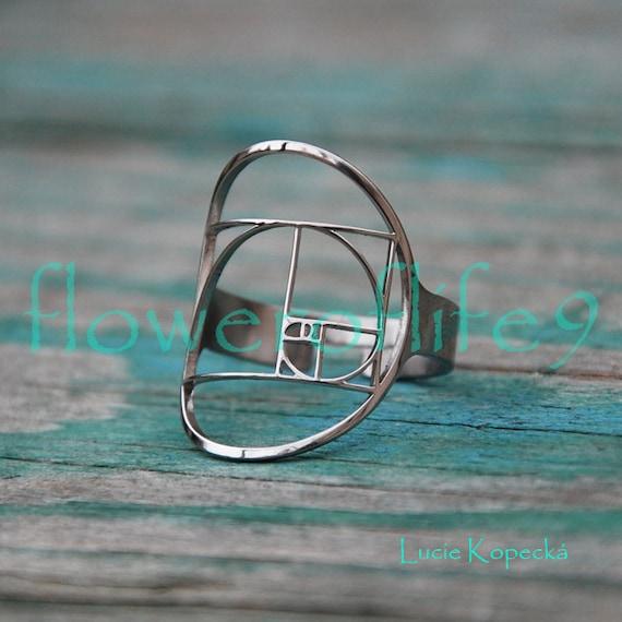 Golden Ratio Ring
