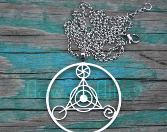 Elements pendant - Stainless Steel