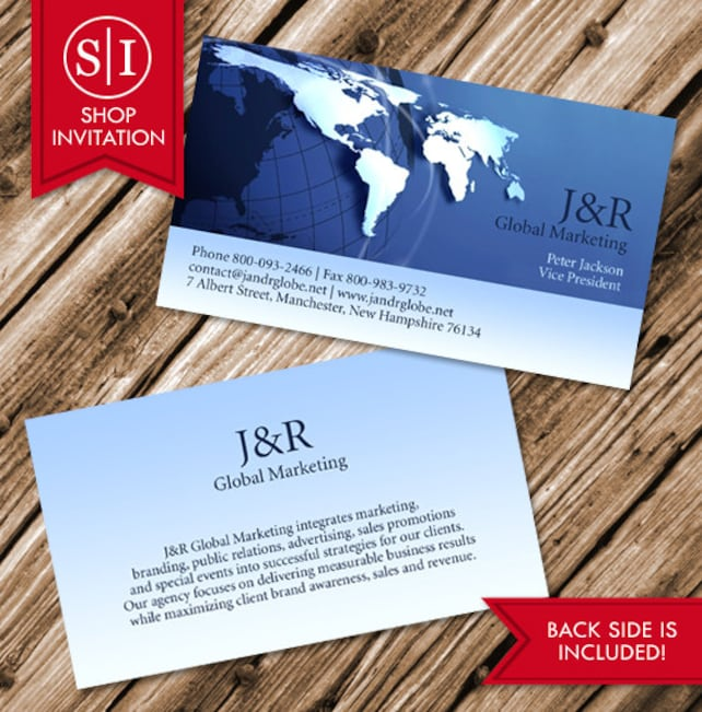 image 0 - Cheap Business Cards Free Shipping