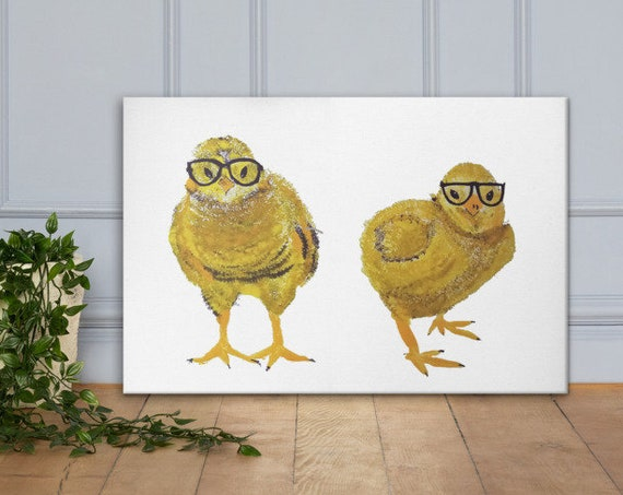 2 Chicks - Reproduction