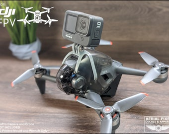 DJI FPV Combo Drone GoPro Action Mount