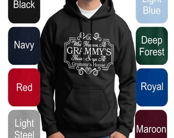 Grammy Endless Love Premium Hoodie Sweatshirt F170 - FA-393