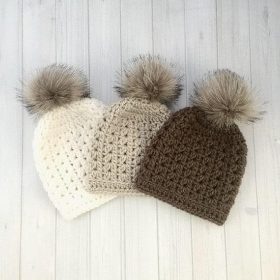232909b693c Baby Girl Hat Baby Boy Hat Crochet Baby Girl Hat Newborn