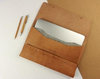 """MacBook 13"""" Elegant MacBook Case vintage leather MacBook 13"""" - vintage"""