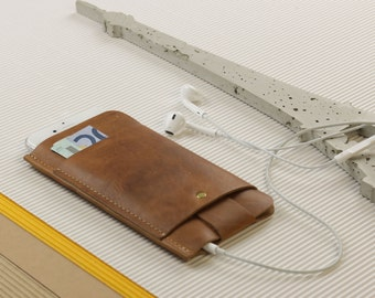 iPhone Case, iPhone Leather Case, iPhone 8 case, * iPhone 7 case, iphone 6 case, iphone wallet case, iphone leather cover, sleeve