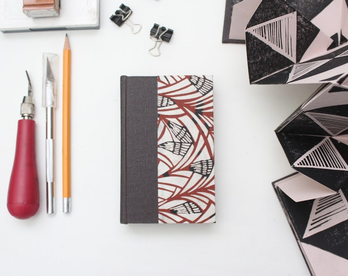 Abstract Pattern Miniature Drawing Sketchbook