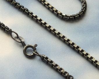 2.4 mm Extra Heavy Box Chain 045