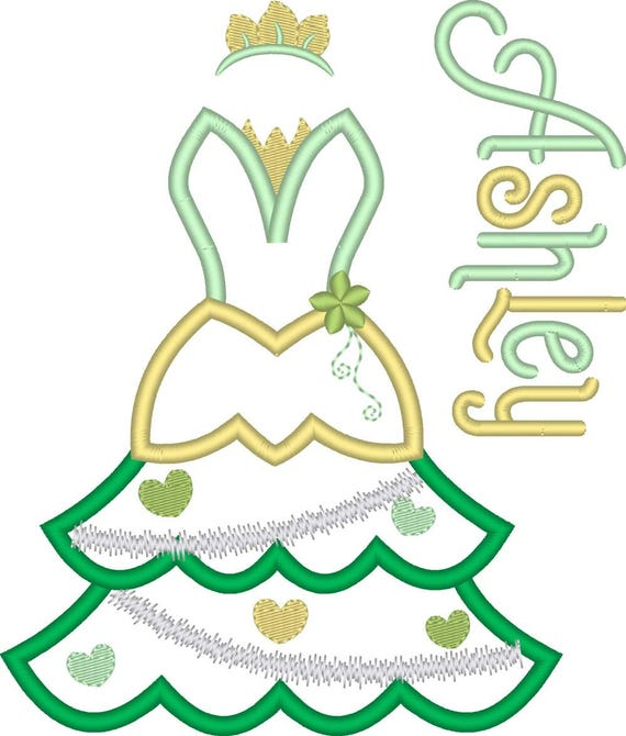SAMPLE SALE, Tiana Christmas Tree Embroidered Shirt -Princess and the Frog -Disney Princess -Disney Christmas Vacation -Very Merry Christmas