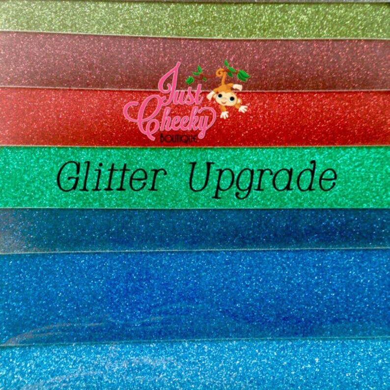Glitter Detail Upgrade image 1