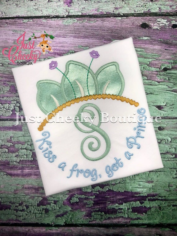 Disney Princess Inspired Shirt - Tiana Birthday Shirt - Princess and Frog - Disney Vacation - Disney Princess Birthday