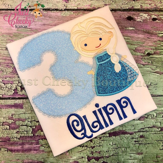 Frozen Snow Queen Cutie - Frozen Inspired - Queen Elsa - Frozen Birthday Shirt - Disney Vacation - Disney Birthday