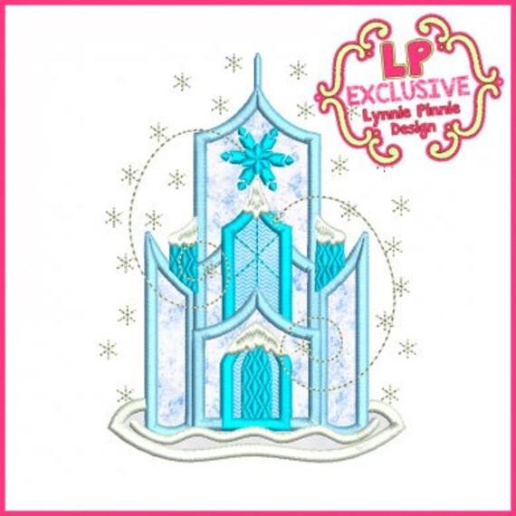 SAMPLE SALE, Elsa's Ice Castle Embroidered Shirt - Frozen - Walt Disney World - Disney Princess - Disney Christmas Vacation -