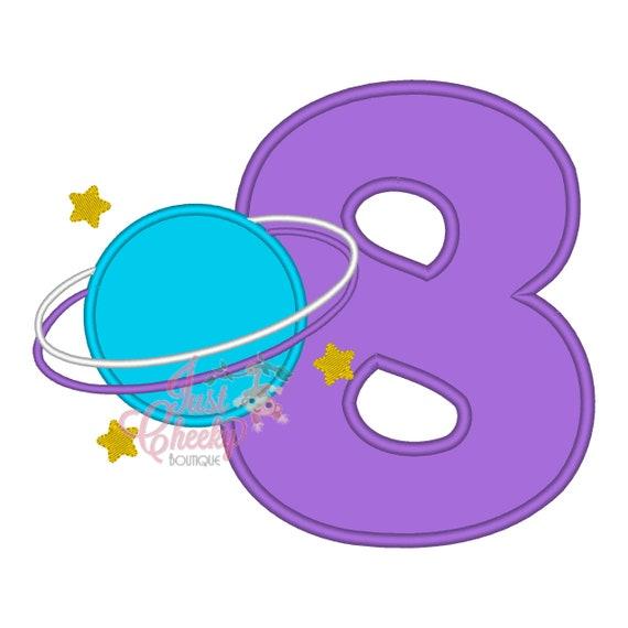 SAMPLE SALE, Planet Birthday Shirt - Space Birthday - Galaxy Birthday - Outer Space Shirt - Planetarium Shirt - Aliens