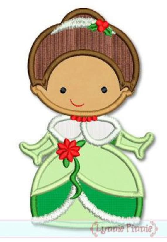 SAMPLE SALE, Tiana Christmas Cutie Embroidered Shirt - The Princess and the Frog - Disney Princess - Disney Christmas Vacation -