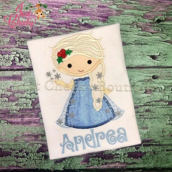Olaf's Frozen Adventure Elsa Cutie - Frozen Inspired - Queen Elsa - Disney Vacation - Disney Birthday