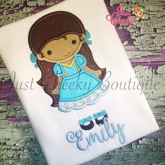 Princess Isabel Cutie Shirt - Elena of Avalor - Disney Princess Birthday - Disney Vacation - 1st Disney Trip - Amulet of Avalor