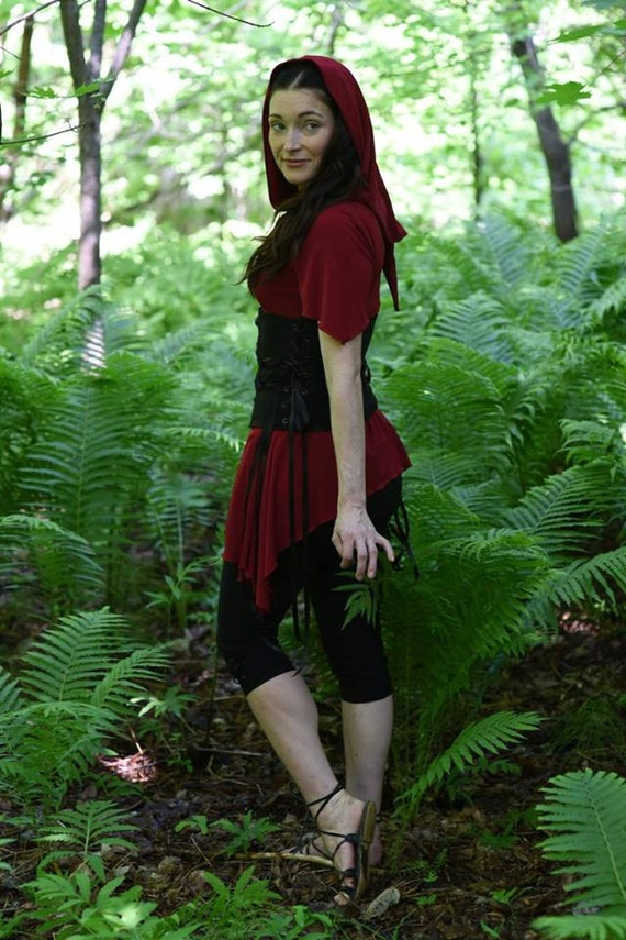 Kleid Prinzessin Fee Elfe Mittelalter LARP 100/% Leinen Farbe schwarz M-XXL