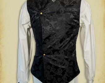 Gentilhomme Doublet medieval jacket - Renaissance vest for men, LARP, victorian costume and cosplay