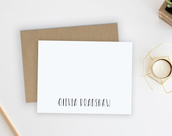 Personalized Stationery. Personalized Notecard Set. Personalized Stationary. Note Cards. Personalized. Stationery. Sets. Modish.
