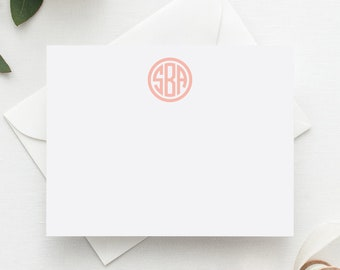 Personalized Stationary | Personalized Stationery | Monogram Note Cards | Monogram Stationary | Monogrammed Stationary | Thank You Notes