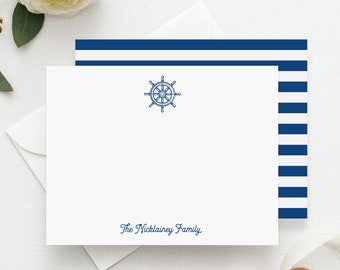 Nautical Stationery Set