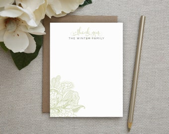 Personalized Stationery. Personalized Notecard Set. Personalized Stationary. Personalized Notes / Note Cards. Personalized. Bloom.