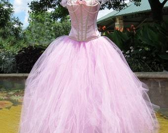 Adult Glinda the Good Witch Costume SKIRT Tulle skirt for your Halloween Costume Cosplay & Etsy :: Your place to buy and sell all things handmade