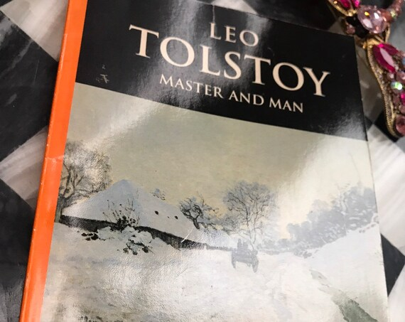 Master And Man by Leo Tolstoy, Master & Servant get caught in a blizzard and only one will survive...