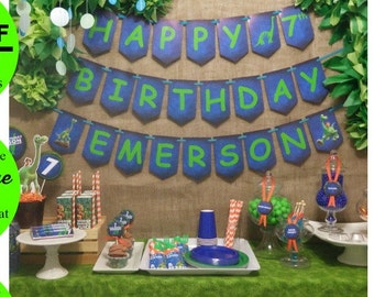 The Good Dinosaur Birthday