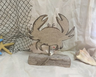 Primitive Lowcountry Crab