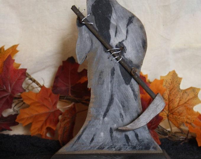 The Grim Reaper shelf sitter