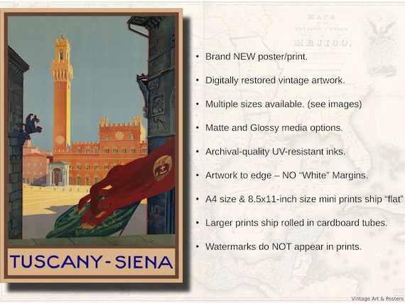 Ascona Switzerland Vintage Travel Poster Print 4 sizes, matte+glossy avail